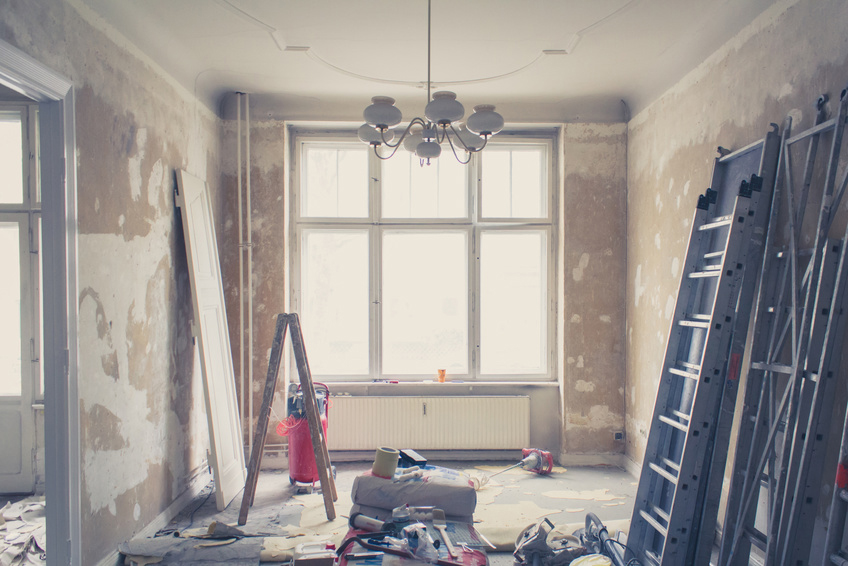 Entreprise de rénovation. Peinture murs et revêtements de sols à Dijon