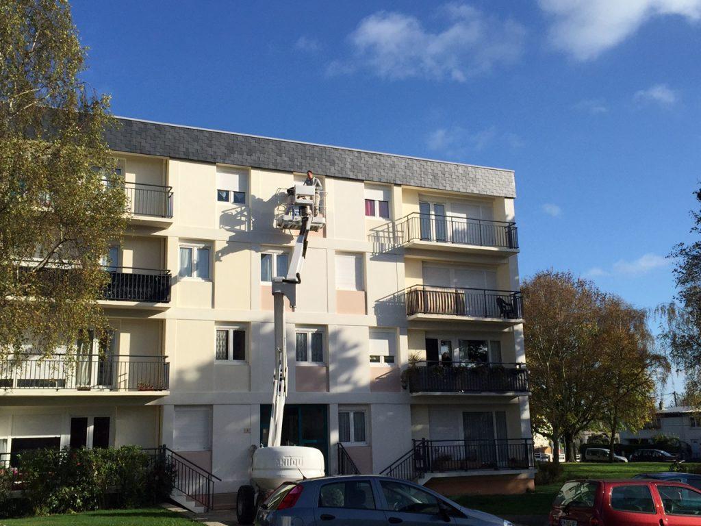 Entretien de façades Dijon Entreprises